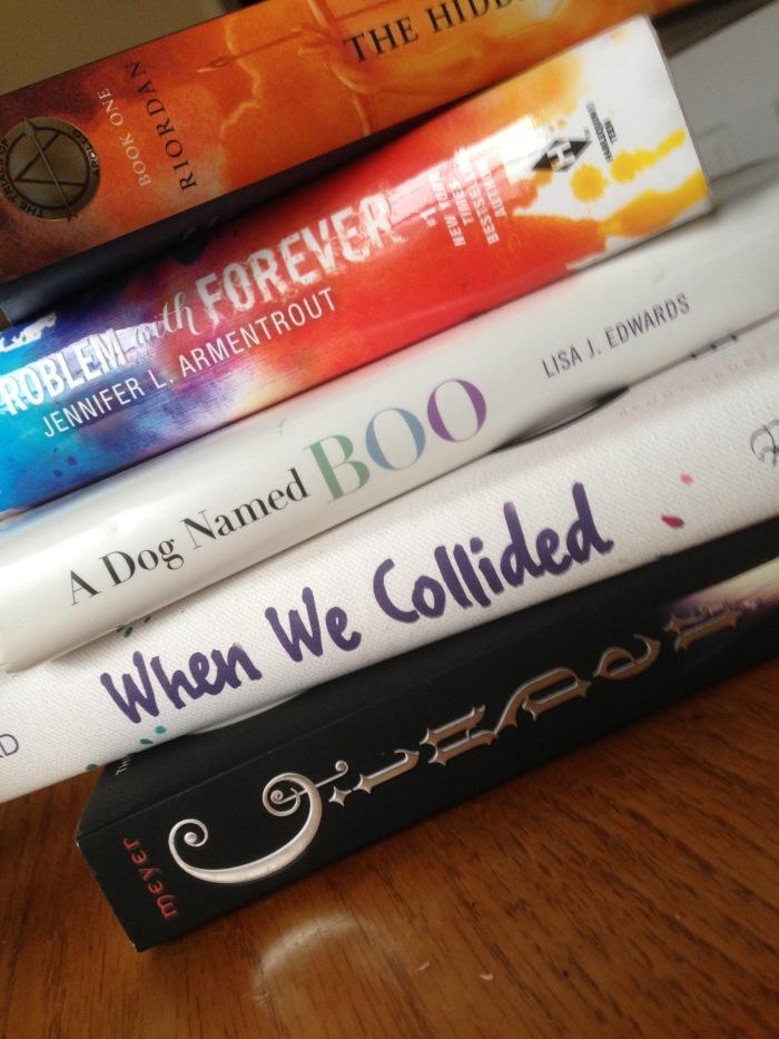 Why I Read…