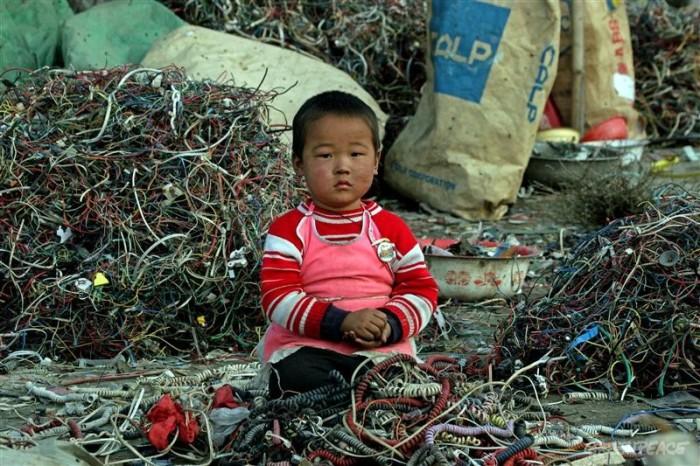 Toxics e-waste documentation (China : 2005)